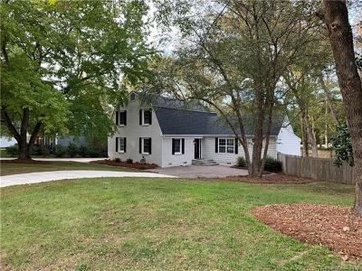 Single Family Home For Sale: 3400 Chevington Road