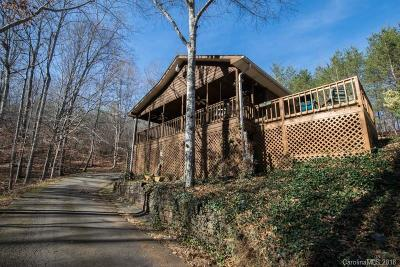 Bat Cave, Black Mountain, Chimney Rock, Lake Lure, Rutherfordton, Union Mills, Bostic, Columbus, Tryon, Saluda, Mill Spring Single Family Home For Sale: 29 Meadow Crest Road