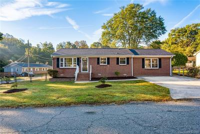 Gastonia Single Family Home For Sale: 1203 Ware Avenue #11