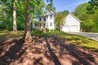 Lincolnton Single Family Home Under Contract-Show: 1834 Hickory Springs Lane