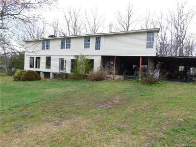 Oakboro Single Family Home For Sale: 387 Oak Ridge South