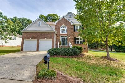 Charlotte Single Family Home For Sale: 13825 Kings Carriage Lane