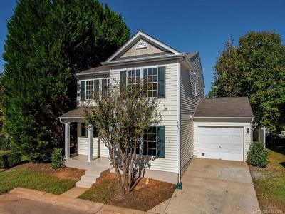Charlotte Single Family Home For Sale: 1507 Saffron Court