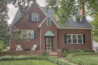 Caldwell County Single Family Home For Sale: 426 Norwood Street SW