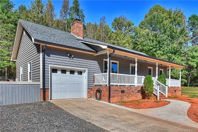Mooresville NC Single Family Home For Sale: $199,000