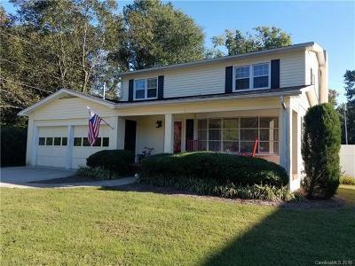Albemarle NC Single Family Home For Sale: $162,500