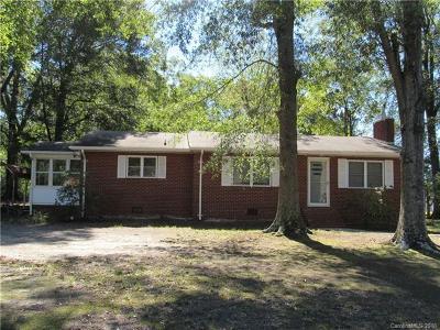 Marshville Single Family Home Under Contract-Show: 414 E Union Street