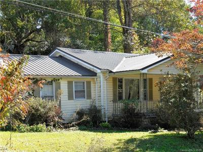 Waynesville Single Family Home For Sale: 50 Lum Boone Circle