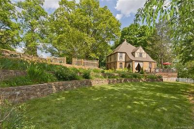 Asheville Single Family Home For Sale: 59 Evergreen Avenue #148 &amp