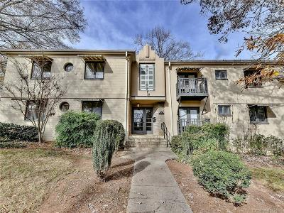 Charlotte Condo/Townhouse Under Contract-Show: 201 N Dotger Avenue #C9