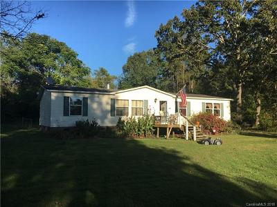 Shelby NC Single Family Home For Sale: $140,000