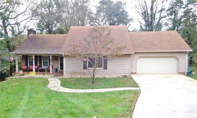 Caldwell County Single Family Home For Sale: 6 Riverview Circle
