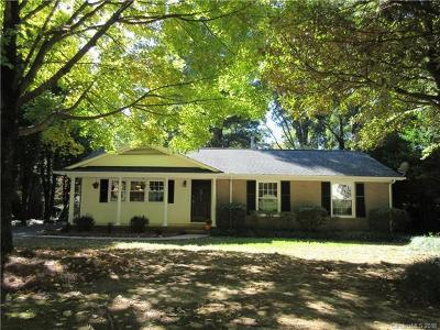 Single Family Home For Sale: 5912 Charing Place
