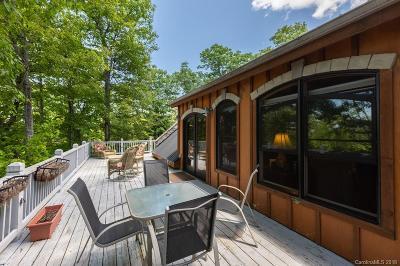 Single Family Home For Sale: 532 Fox Knob Drive