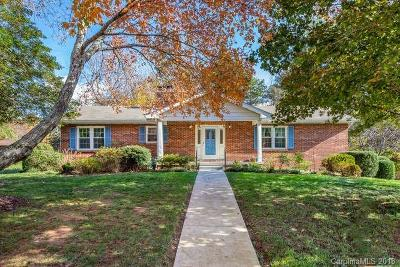Asheville Single Family Home Under Contract-Show: 313 Woody Lane