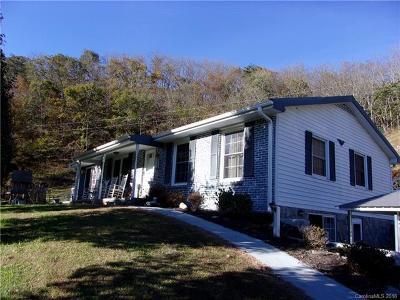 Marshall NC Single Family Home For Sale: $259,900