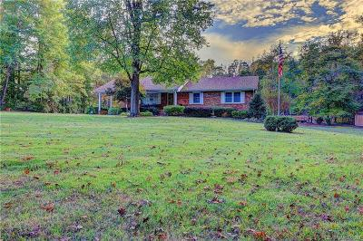 Gastonia Single Family Home Under Contract-Show: 1840 Gaston Day School Road