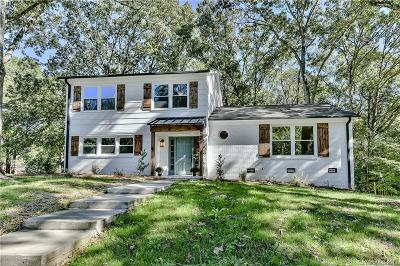 Single Family Home Under Contract-Show: 6601 Pleasant Drive