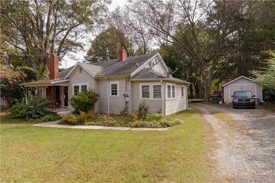 York Single Family Home For Sale: 306 Ross Cannon Street
