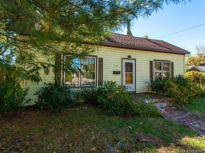 Hendersonville Single Family Home For Sale: 714 Florida Avenue