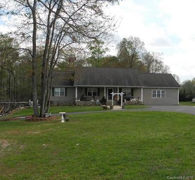 Lincolnton Single Family Home For Sale: 1657 Shoal Road