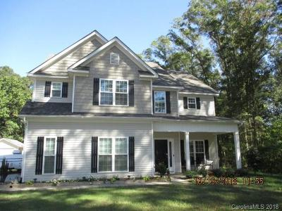 Indian Trail Single Family Home For Sale: 6906 Cunningham Lane