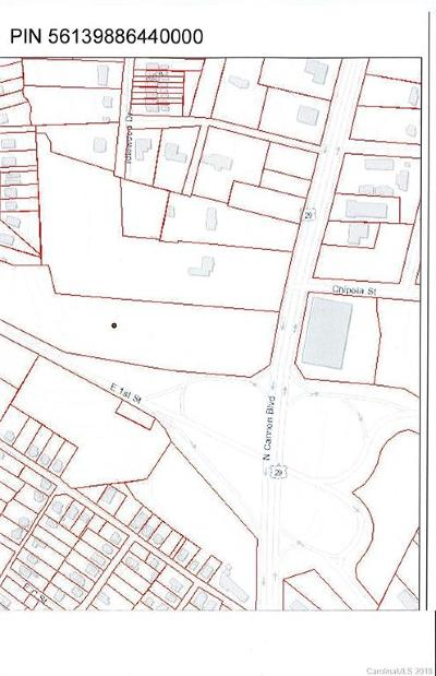 Cabarrus County Residential Lots & Land For Sale: Vac 1st Street