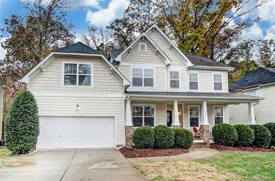 Union County Single Family Home For Sale: 1225 Brough Hall Drive