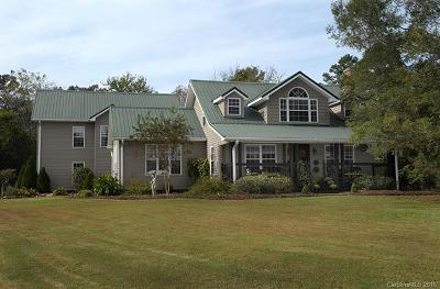 Woodleaf Single Family Home For Sale: 1670 Mt Vernon Road