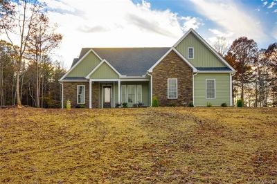 Sherrills Ford Single Family Home For Sale: 1991 Lynmore Drive