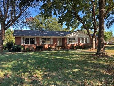 Rock Hill Single Family Home For Sale: 604 Ferndale Drive