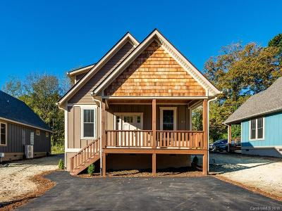 Black Mountain Single Family Home Under Contract-Show: 103 Front Porch Drive
