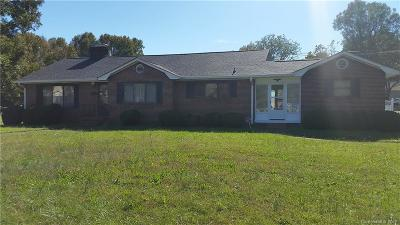 Kannapolis Single Family Home Under Contract-Show: 1604 Brantley Road