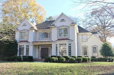 Huntersville Single Family Home For Sale: 9700 Van Stratten Court
