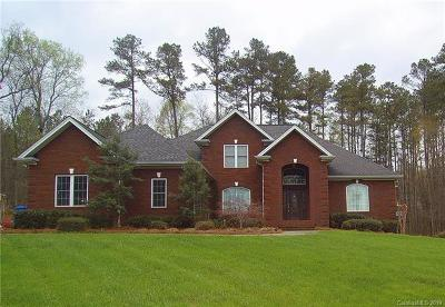 Stanly County Single Family Home For Sale: 2900 Waterford Lane