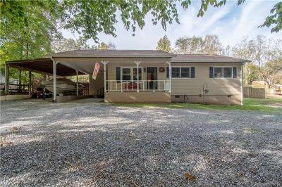 Troutman Single Family Home For Sale: 1218 Perth Road