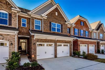 Mooresville Condo/Townhouse For Sale: 103 Portola Valley Drive #C