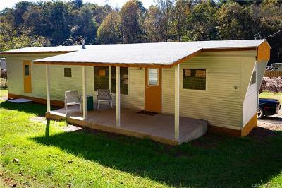 Asheville Single Family Home For Sale: 242 Old County Home Road