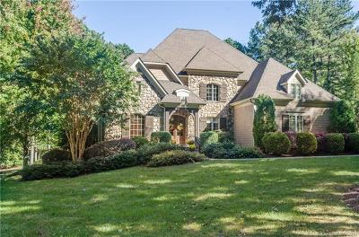 Mooresville Single Family Home For Sale: 171 Stonewall Beach Lane