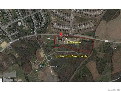 Indian Trail Residential Lots & Land For Sale: 5403 Poplin Road