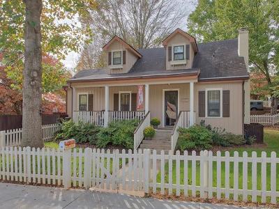 Waynesville Multi Family Home For Sale: 164 East Street