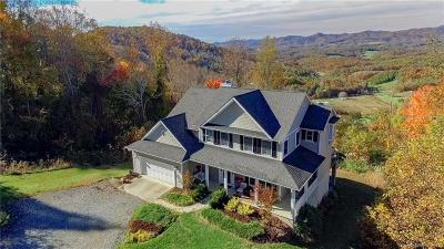 Madison County Single Family Home For Sale: 350 Vista Point Drive