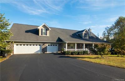 Buncombe County, Haywood County, Henderson County, Madison County Single Family Home For Sale: 114 Deer Crest Drive #1