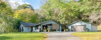 Single Family Home For Sale: 63 Laurel Branch Road