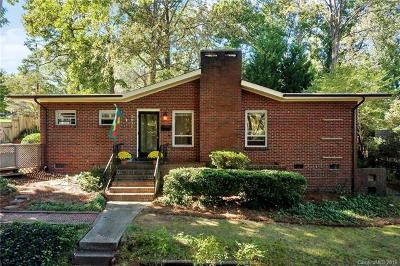 Myers Park Single Family Home For Sale: 2430 Cumberland Avenue