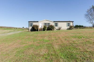 Vale Single Family Home Under Contract-Show: 5444 Bill Sain Road