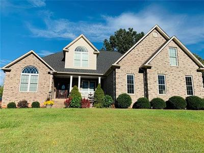Clover, Lake Wylie Single Family Home For Sale: 767 Pinehaven Circle