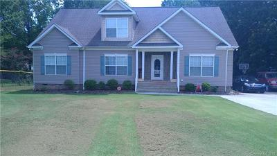 Waxhaw Single Family Home For Sale: 4008 Western Union School Road
