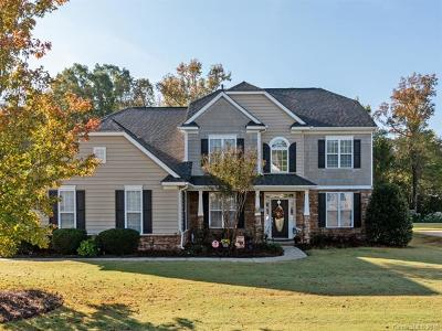 Waxhaw Single Family Home For Sale: 6319 Crosshall Place