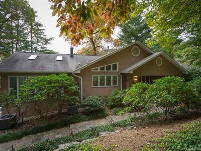 Asheville Single Family Home For Sale: 200 Robinhood Road